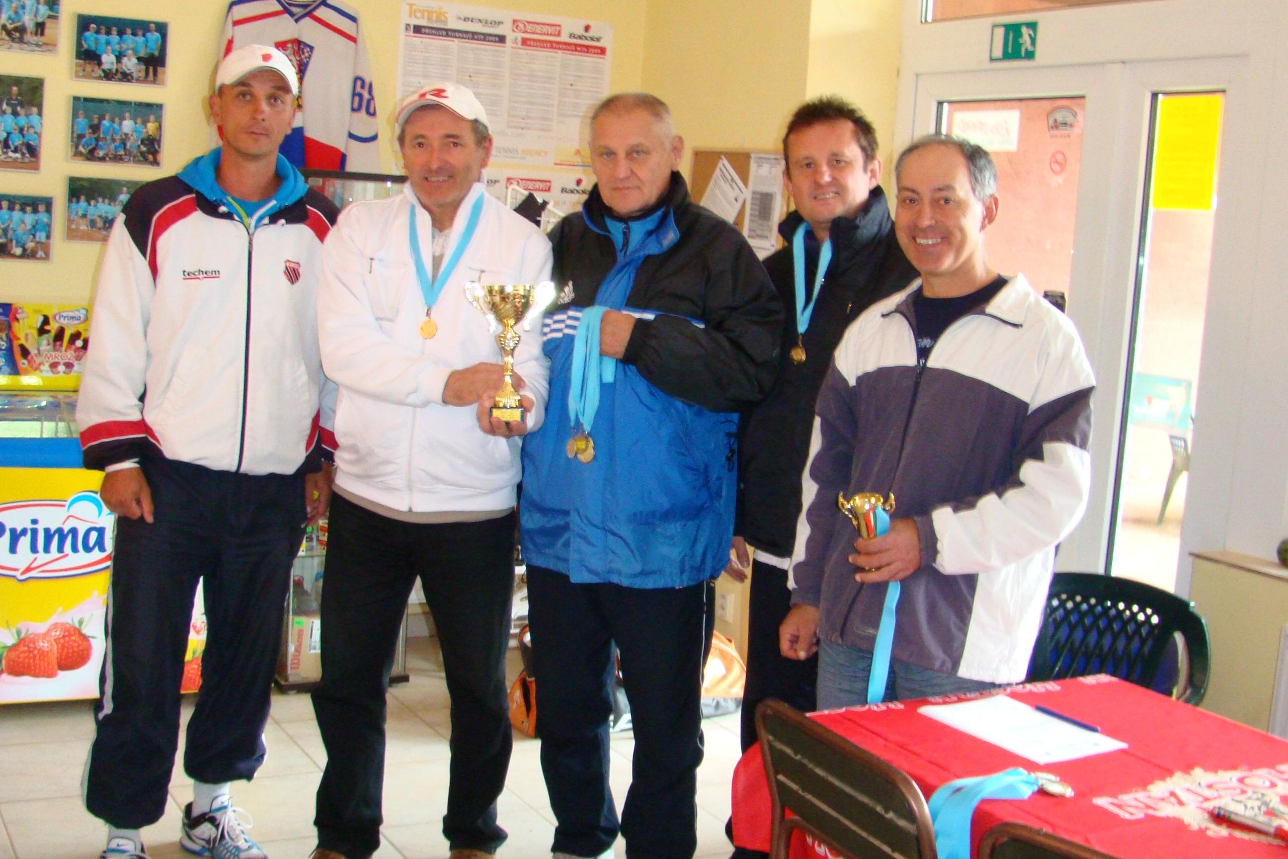 FINÁLE AMATER DAVIS CUPU 2013
