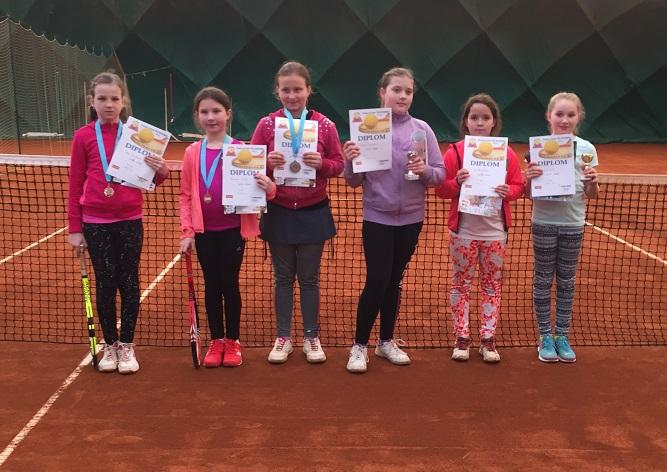 Klubové turnaje pro baby a ml.žákyně 18.2.2017