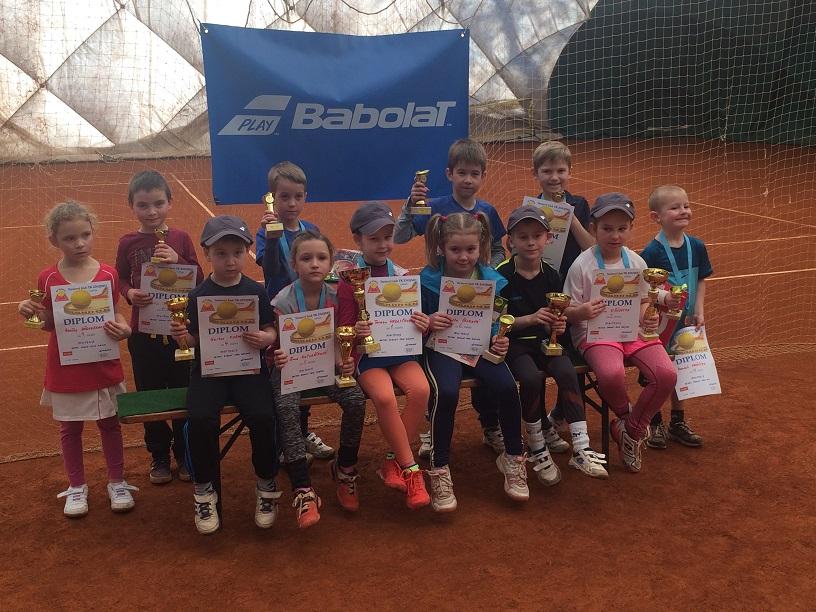 Masters Minitenis Babolat Serie Znojmo - 4.3.2017
