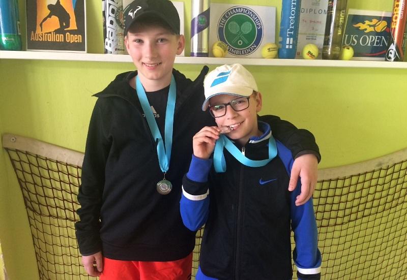 Turnaj st.žáků ve Znojmě 14.-15.4.2017