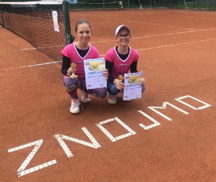Turnaj ml.žactva ve Znojmě 22.-23.4.2017