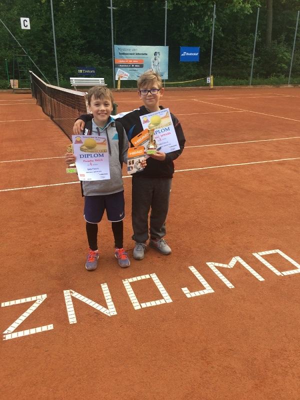 BABYTENIS Head  Serie I. 7.5.2017 Znojmo