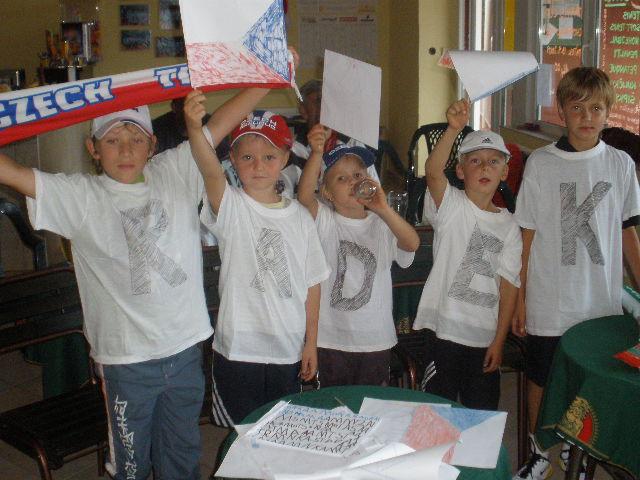Jak jsme fandili při Davis Cupu  Chorvatsko-ČR