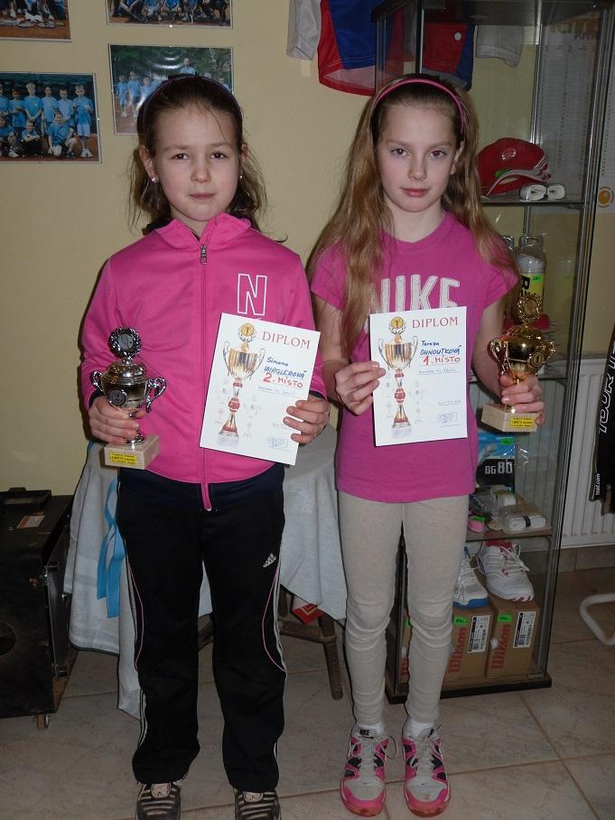 Halový turnaj tř.C mladších žákyň 31.1.-2.2.2014