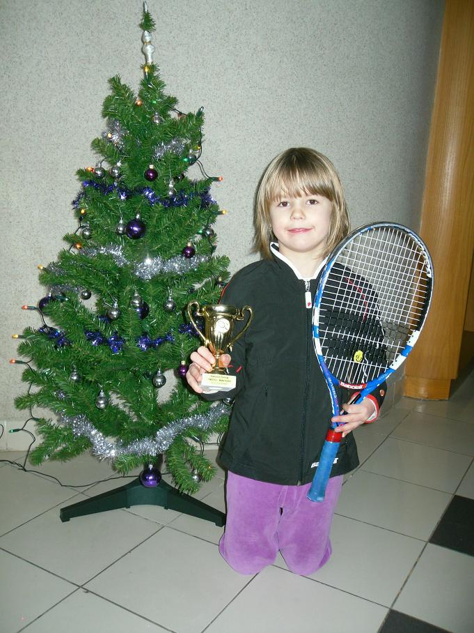 Vánoční turnaj nejmlad?ích 19.12.2010