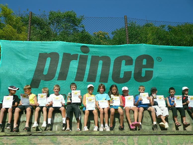 PRINCE SERIE II. ZNOJMO 21.8.2010