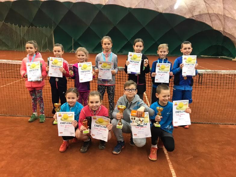BABYTENIS Head Serie III.  10.3.2018 Znojmo