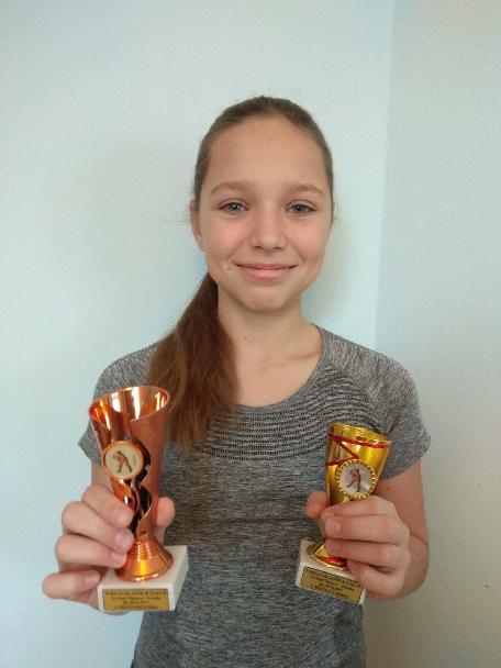 Barbora Sedláková úspěšná v Ostravě