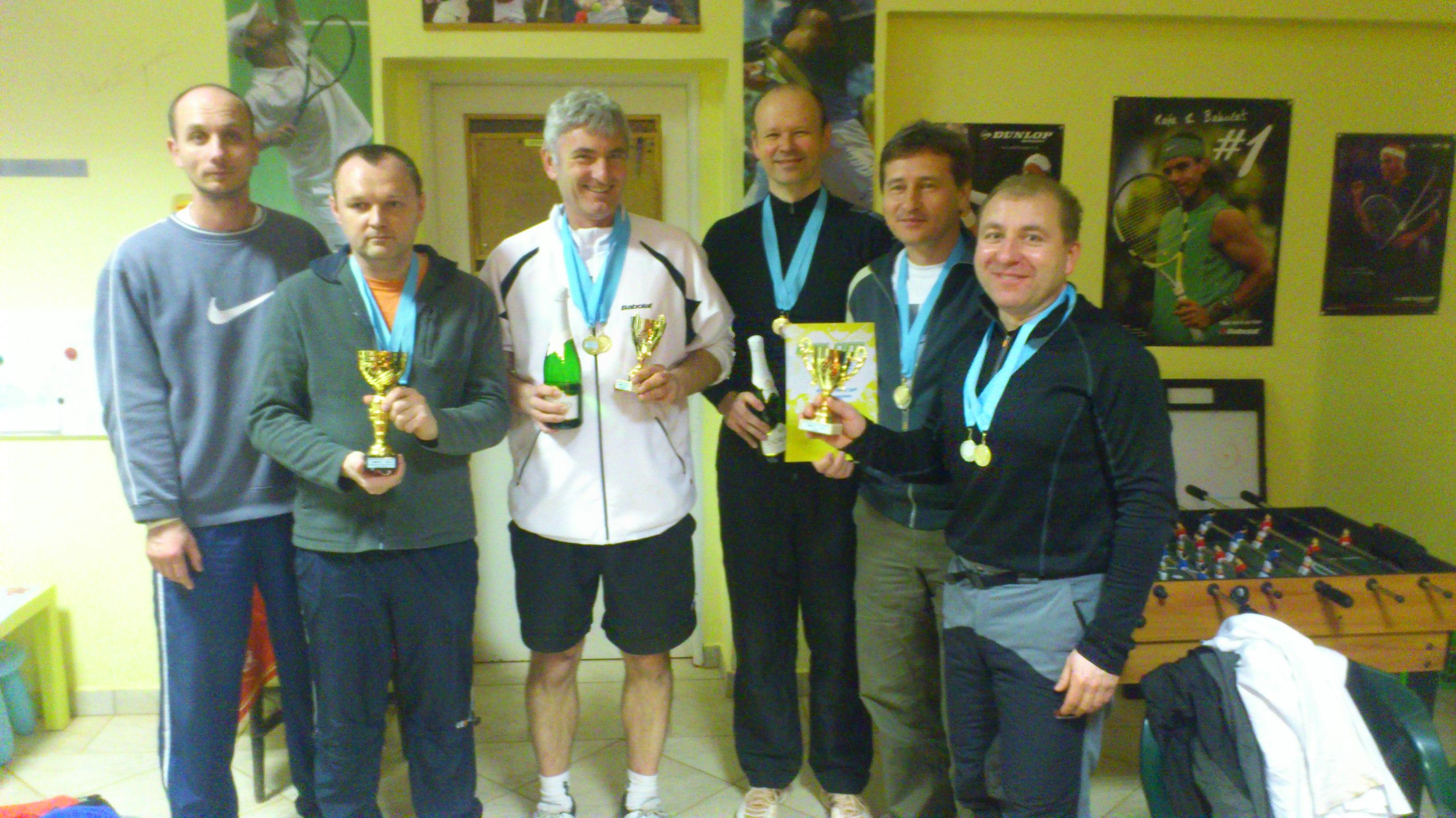 Halový Amater Davis Cup 2012/2013