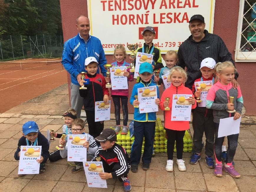Masters Minitenis Babolat Serie Znojmo - 23.9.2017