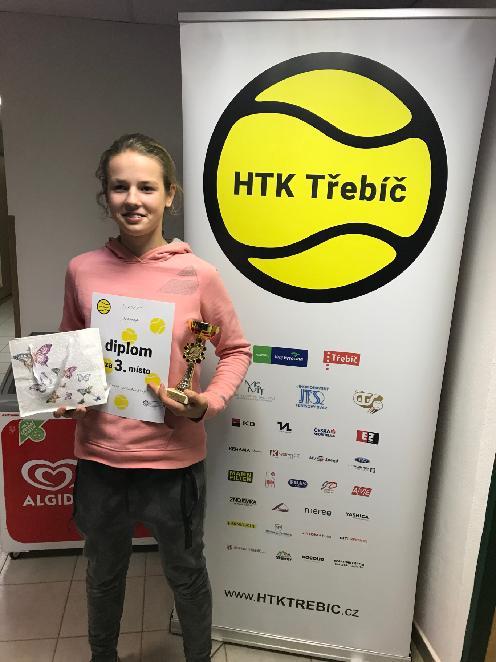S.Wirglerová - dorostenky Třebíči 13.-14.1.2018