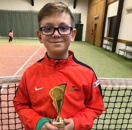 Tomáš Wirgler zvítězil v Pelhřimově 17.2.2018