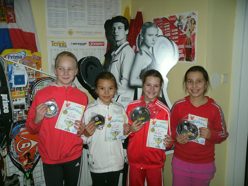 Halový turnaj ml.?actva 17.-19.12.2011