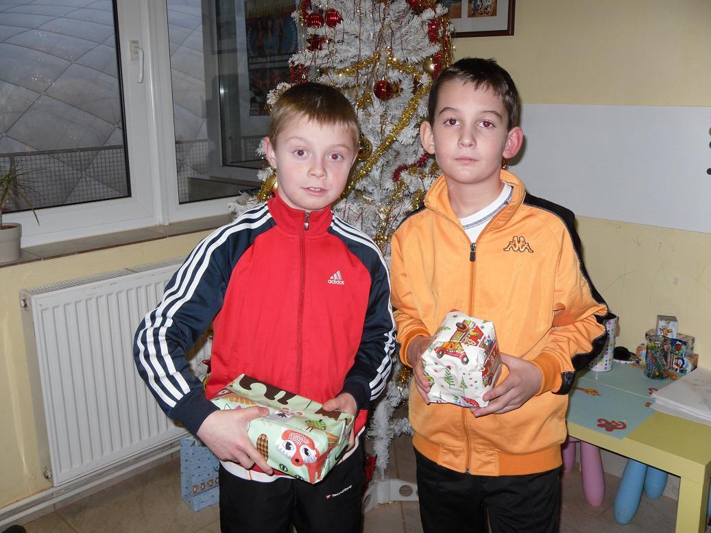 5.místo Filip Nagy a Tadeáš Červík (ŽLTC Brno)