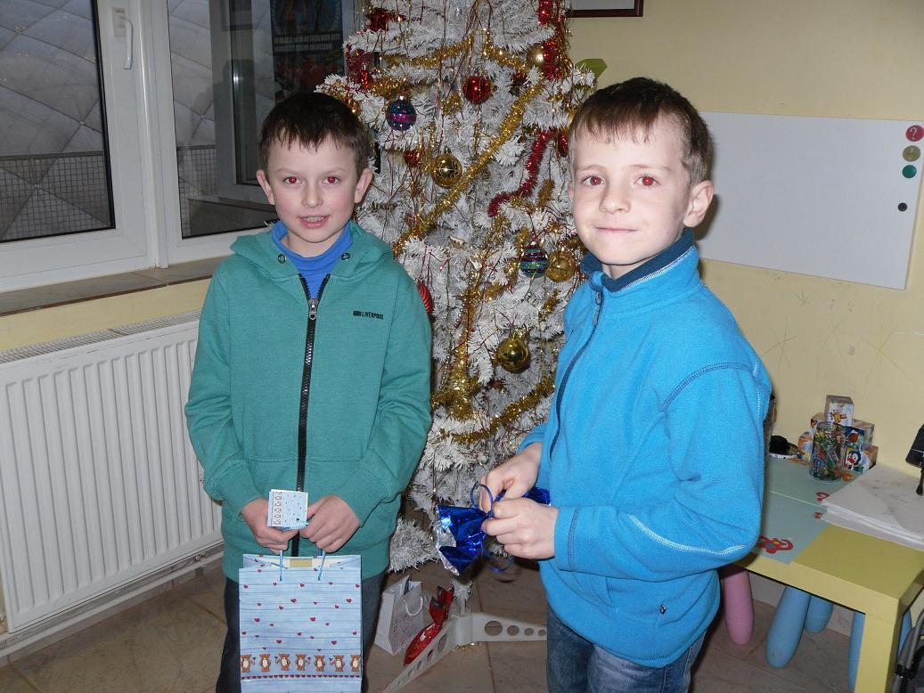 3.místo na vánočním turnaji dvojic vybojovalo družstvo Tišnova Hans Ry